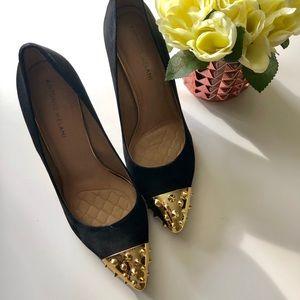 Shoes - Antonio Melanie Studded Pumps